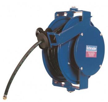 Катушка с пружинным механизмом сматывания шланга 20 м. S-0336-1
