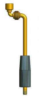 Рукоятка с наконечником для КГШ R-0933-1