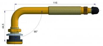 Вентиль TR 622 A  S-4021-1